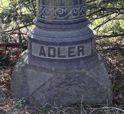 Johanna <i>Haumann</i> Adler