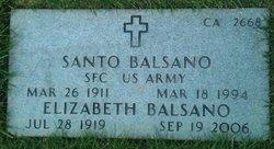 Elizabeth Balsano