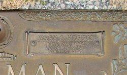 Mary S <i>Harris</i> Bullman