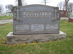 Doris J Costello