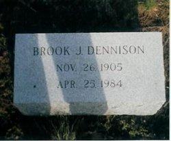 Brook J Dennison