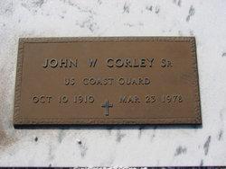 John Wallace Corley, Sr