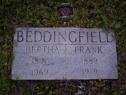 Bertha Beddingfield <i>Tucker</i> Holland