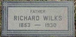 Richard Wilks, Sr