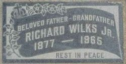 Richard Wilks, Jr