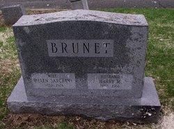 Helen <i>Sargeant</i> Brunet