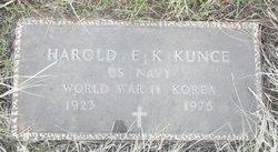 Harold E. K. Kunce