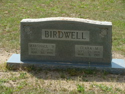 Clara M. <i>Maddox</i> Birdwell