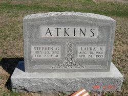 Laura Helen <i>Watson</i> Atkins