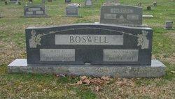 Amanda Louise <i>Snyder</i> Boswell
