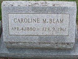 Caroline M <i>Emch</i> Beam