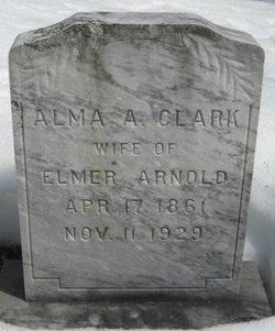 Alma A. <i>Clark</i> Arnold