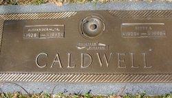 Alexander A Caldwell, Sr