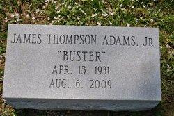 James Thompson Buster Adams, Jr