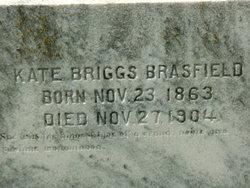 Kate <i>Briggs</i> Brasfield