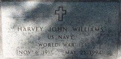 Harvey John Williams