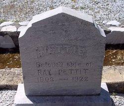 Annetta Evelyn Nettie <i>Nora</i> Pettit