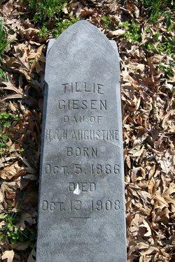 Tillie <i>Augustine</i> Giesen