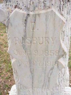 D. Rasbury