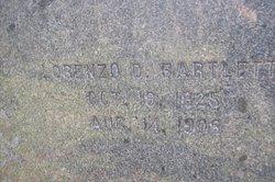 Lorenzo D. Bartlett