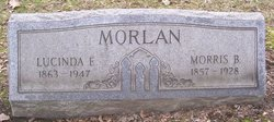Lucinda E <i>Adams</i> Morlan