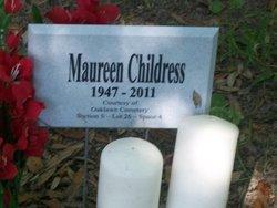 Maureen <i>Moat</i> Childress