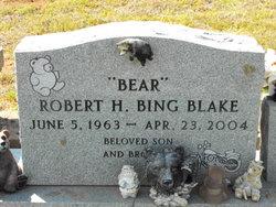 Robert H Bing Bear Blake