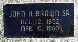 John H. Brown, Sr