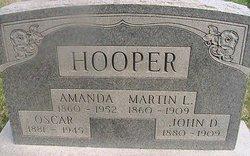 Zillah Amanda <i>Hann Hooper</i> Robinson