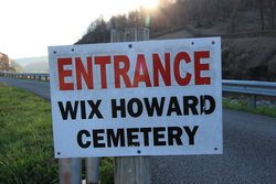 Wix Howard Cemetery