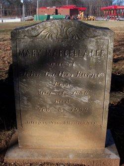 Mary Marcella <i>Lee</i> Barnes