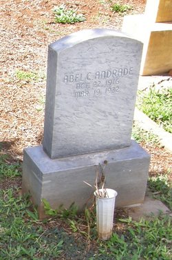 Abel C. Andrade