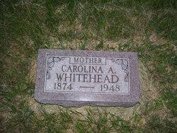 Caroline <i>Shafer</i> Whitehead