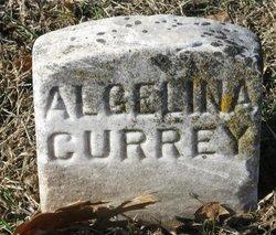 Angelina Jane <i>Burke</i> Currey