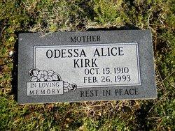 Odessa Alice Kirk