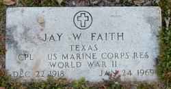 Jay W Faith