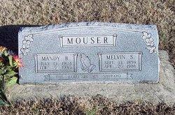 Amanda Bell Mandy <i>Abernathy</i> Mouser