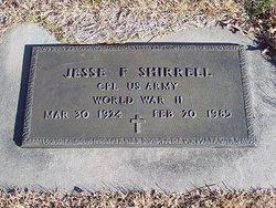 Jesse Franklin Shirrell