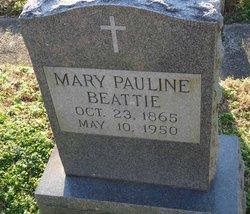 Mary Pauline Beattie