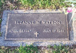 Suzanne M. Watson