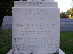 Aslaug Anderson