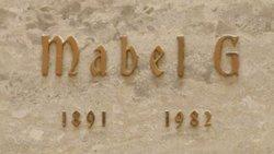 Mabel <i>Glenn</i> Badt