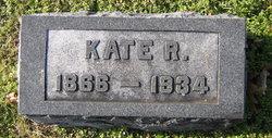 Kate R Fleming
