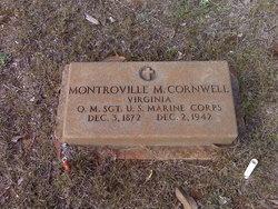 Montroville M Cornwell