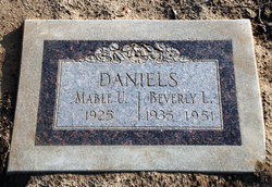 Beverly Lucille Daniels