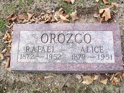 Alice Amelia <i>Choumee</i> Orozco