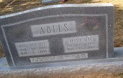 Jessie Mae <i>Burris</i> Ables