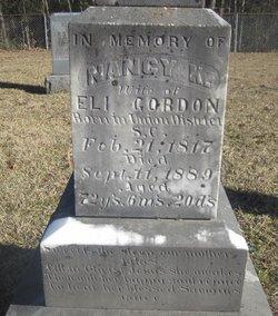 Nancy Kincheloe <i>Farr</i> Gordon