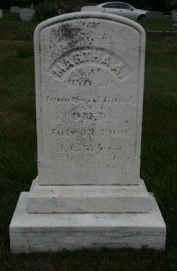 Martha A. <i>Fairman</i> Rand