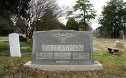 Martin Callaghan, Sr.